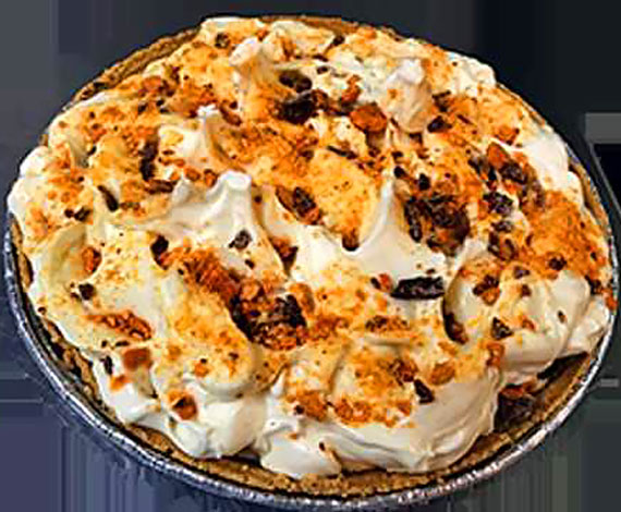 Stoddard's Frozen Custard Pie